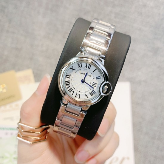 CARTIER B BALLON BLEU 42mm, 36mm, 30mm