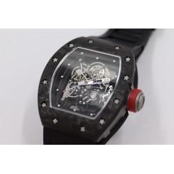 RICHARD MILLE HIGH MODEL1:1 RM55-V2 BLACK