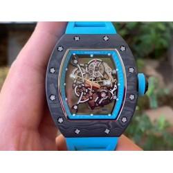 RICHARD MILLE HIGH MODEL1:1 RM55-V2 BLUE