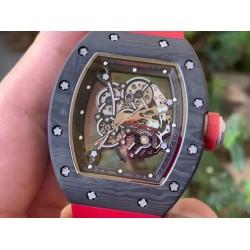 RICHARD MILLE HIGH MODEL1:1 RM55-V2 RED