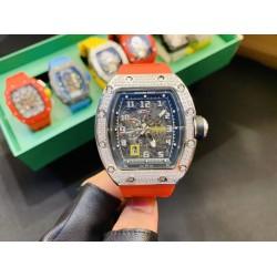 RICHARD MILLE DIAMOND NEW MODEL RM030