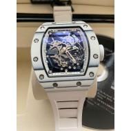 RICHARD MILLE WHITE NEW MODEL RM35