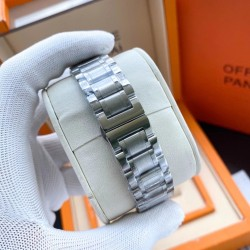 ROLEX NEW OYSTER PERPETUAL 42MM STEEL WATCHBAND RX008
