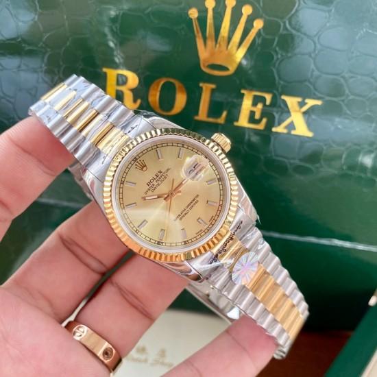 ROLEX  New Datejust 36 RO0047