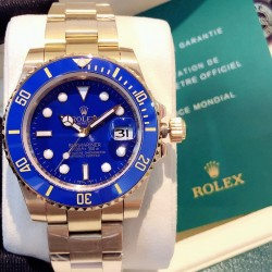 ROLEX   A SUBMARINER DATA 40MM RO0105
