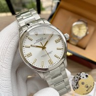 ROLEX   New Oyster Perpetual 40MM RO0115