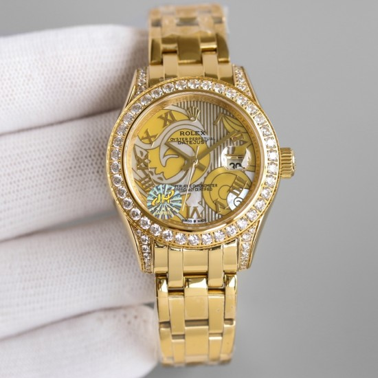 ROLEX pearlmaster RO0157