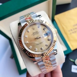 ROLEX   New Datejust 41 RO0184